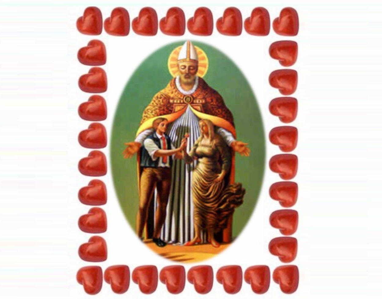 oraciones a San Benito para el amor