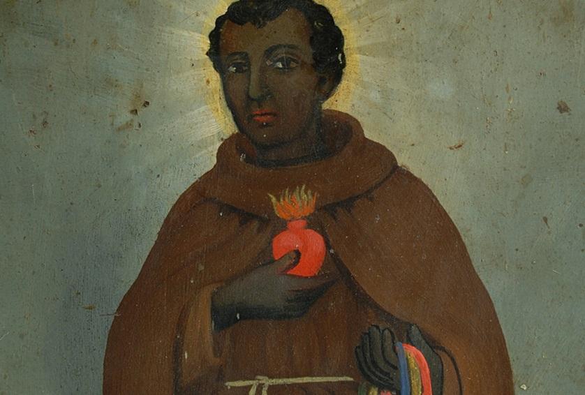 Rezos, palabras y plegarias a San Benito de Palermo