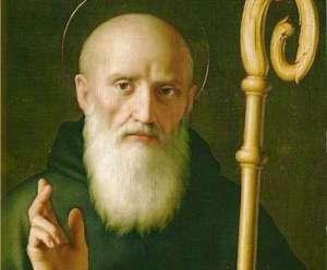 Oraciones a San Benito de Abad
